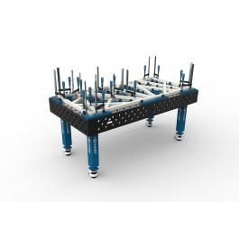 Table de soudage GPPH Pro  Ø 28 mm | Deronne-soudure.fr