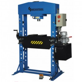 Presse hydraulique motorisée