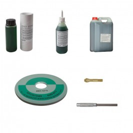 Consommables affuteuse d'electrodes TIG