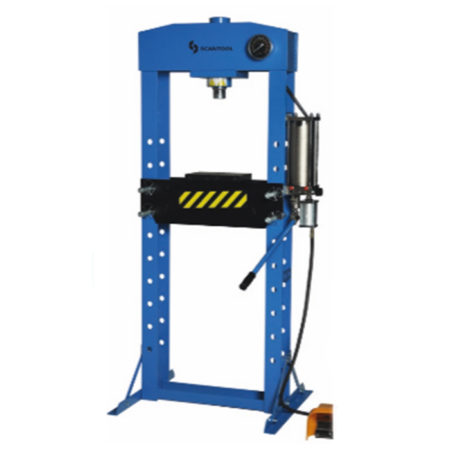 Presse hydraulique manuelle
